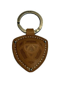 Ariat Leather Keychain Brand New With Packaging Men's Women's