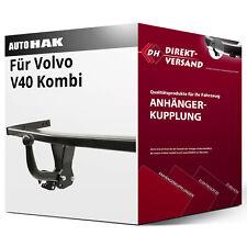 Volvo V40 Kombi 2000-2004 AUTO HAK Anhängerkupplung starr 13polig AHK NEU AHZV