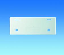 Cover For White Fridge Vent 5039.2W - Caravan / Motorhome