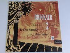 Bruckner Symphonie Nr 3 D moll Volkmar Andrea Philips Minigroove A 00273 L LP