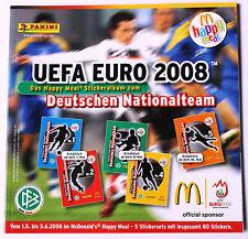 Panini EURO 2008 Edition McDonalds - Leeralbum Mc Donalds