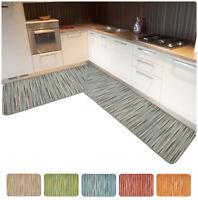 Tappeto cucina casa bordato angolare o passatoia al metro su misura mod.CHALET51