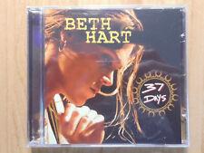 BETH HART CD: 37 DAYS (EUROPE; HFCD-0060;WIE NEU)
