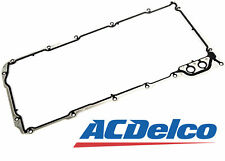 ACDelco 12612350 GM Original Equipment Oil Pan Gasket New...