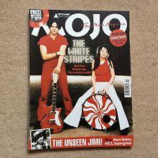 Mojo Magazine Sept 2002 - White Stripes, Hendrix, Bolan, Pistols, Son House etc