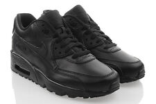 Scarpe Nuovo Nike Air Max 90 Ltr Gs da Ginnastica Donna pelle Originale Sale