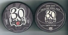 Calgary Flames 30 Years in NHL Souvenir Anniversary Hockey Puck