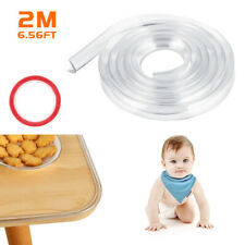 2m Baby Safety Corner Edge Protector Proofing Guard Strip Protection Table Kids