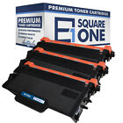 3PK TN850 Toner Cartridge For Brother TN820 Hl-L6200dw Mfc-L5800dw Mfc-L5850dw