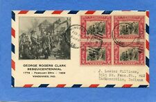 Sc #651-16 2c Clark First Day Cover