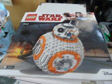 LEGO BB8 75187 INSTRUSTION BOOK ONLY
