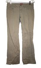 Dickies Red Label Junior Size 11 Jean Style Khaki School Pants Uniform Flared