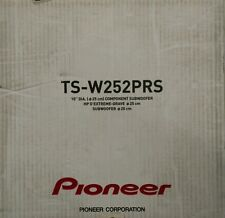 "Pioneer Stage 4 TS-W252PRS 800 Watts 10"" Car Subwoofer"