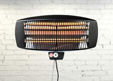 Quarz Heizstrahler 3-stufige Wärmeeinstellung Terrassenstrahler Wärmestrahler