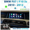 BMW F10 5 Series CIC iDrive 2010-2012 / Apple CarPlay & Android Integration