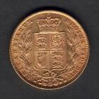 Australia. 1878 Sydney - Shield Sovereign... Part Lustre. VF/gVF