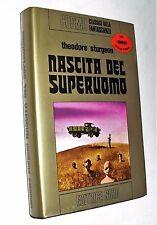 sturgeon  NASCITA DEL SUPERUOMO nord oro 1 EDIZIONE ( 1974 ) cartonato
