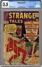 Strange Tales #115 CGC 3.5 1963 3709415017
