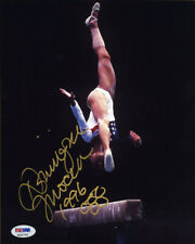 Dominique Moceanu SIGNED 8x10 Photo +1996 Gold Gymnast Olympics ITP PSA/DNA