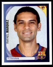 Panini Champions League 2007-2008 Rafael Marquez FC Barcelona No. 50