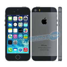 APPLE IPHONE 5S 32GB NERO GRADO A + ACCESSORI + GARANZIA 4 MESI BLACK