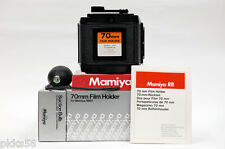 Mamiya RB PRO-S / PRO-SD 70mm FILM HOLDER / FILM BACK!
