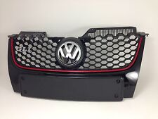 EURO Genuine VW OEM Mk5 Jetta GLI Grill Front Center Grille With Emblem