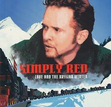 Simply Red-Love and the Russian INVERNO-CD NUOVO-Sky Is A Gypsy