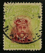 Rhodesia  1913-23   Scott #137    USED