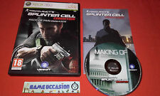 TOM CLANCY'S SPLINTER CELL CONVICTION PACK OF PREORDER XBOX 360 MICROSOFT PAL