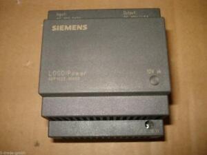 Siemens Logo!Power Stromversorgung input 100-240V output 12V 4,5A 6EP1322-1SH02