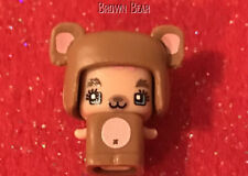 """My Mini MixieQ's Series-1 FRIENDLY """"Brown Bear""""  ~Special~ Mattel! Easter"""