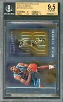 Anthony Davis 2012-13 Panini Brilliance Magic Numbers #3 BGS 9.5 (10 9 9.5 10)