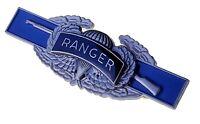 RANGER BASIC JUMP WINGS US Army Combat Infantry Badge CIB Airborne HAT Pin OXIDZ