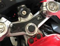 Honda VFR800 V-Tech Carbon Fibre Effect Yoke Cover to fit 2002-2013
