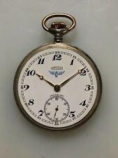 ARSA railroad pocket watch movement (UNITAS 6431, 6445)