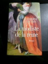 LIVRE CATHERINE GUENNEC, LA MODISTE DE LA REINE, LIBRO, BOOK