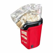 ELECTRIC HOT AIR POPCORN MAKER POP CORN MAKING POPPING POPPER MACHINE-RED
