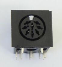 8 pin DIN socket - fits RGB PC Engine Duo/Turbo Duo/Core Grafx/Duo/Duo R/Duo RX