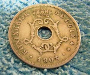 COIN 1903 KONINKRIJK 10