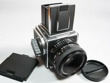 Hasselblad 202FA Camera FE Planar 80/2.8 Lens Modified for CFV Digital Back