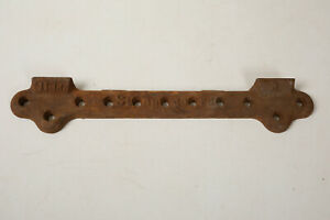 "Standard 11"" Cast Iron Sink Hanger (N7L) Wall Mount Bracket R. Rusty Old"