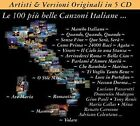 NEW 100 Of The Most Beautiful Italian Songs (Audio CD)