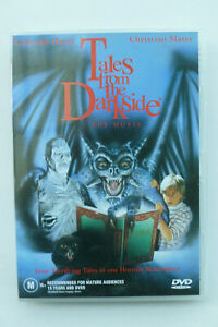 Tales From The Darkside The Movie R4 DVD - Steve Buscemi Horror Film - Free Post