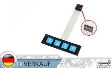 4 Tasten Matrix Folientastatur Switch Keypad Keyboard für Arduino Raspberry Pi
