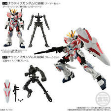 Mobile Suit Gundam G Frame Narrative Gundam Character Candy Toy A + F Bundle V.5