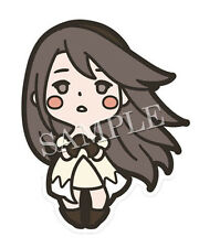 Bravely Default Agnes Oblige Praying Rubber Phone Strap NEW