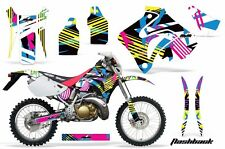 Honda Graphic Kit AMR Racing Bike Decal CRM  250AR Decal MX Part ALL FLASHBACK