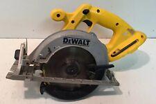 "Dewalt DC390 6 1/2"" Circular Saw 18V Cordless XRP"