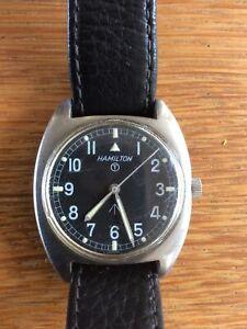 Hamilton W10 Wrist Watch